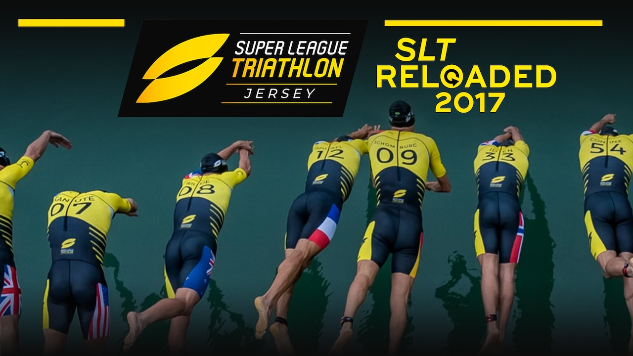 Super League Triathlon Jersey 2017