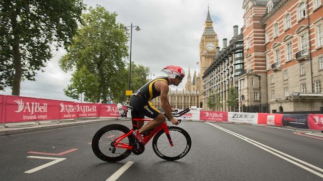 AJ Bell London Triathlon Series