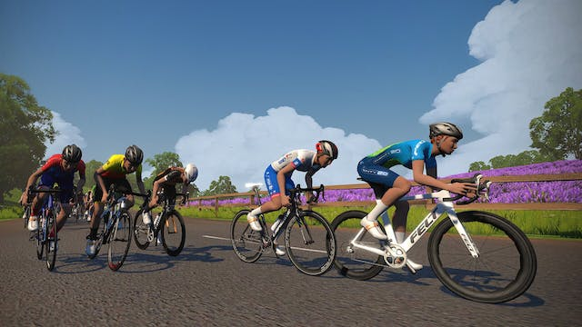 Virtual Tour De France - STAGE 3/ 11 ...