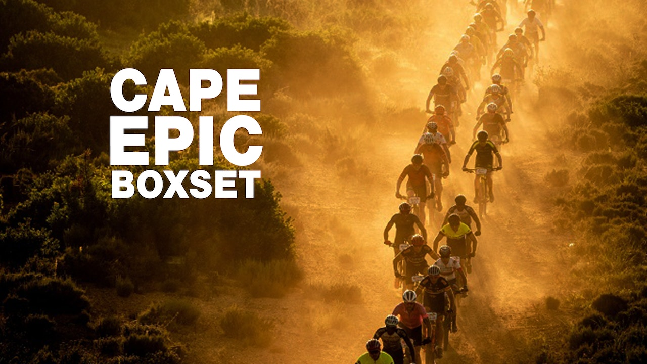 Cape Epic. The Complete Boxset.