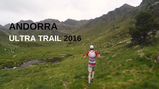 Andorra Ultra Trail 2016