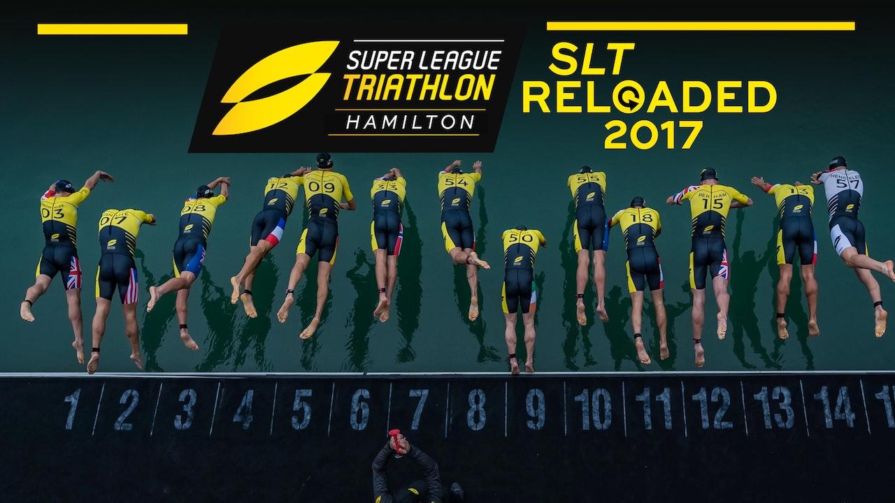 Super League Triathlon Hamilton Island 2017