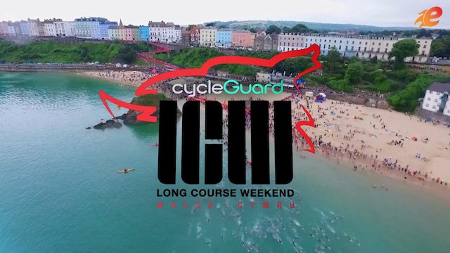 Triathlonguard Long Course Weekend 2017