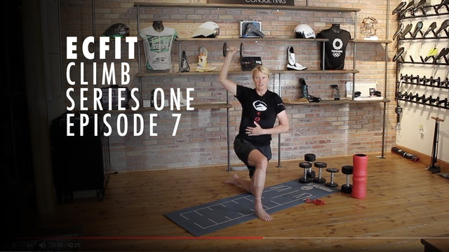 ECFIT - Climb Series 1 - Episode 7