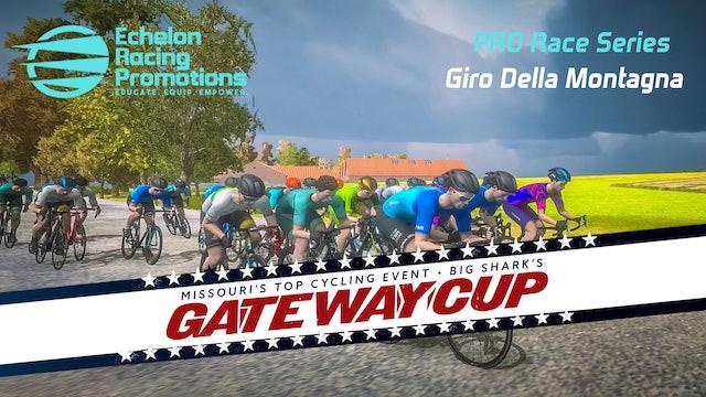 Echelon Racing League - Gateway Cup, Giro Della Montagna