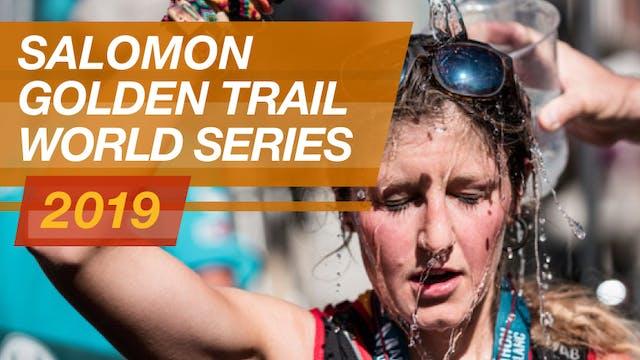 Salomon Golden Trail World Series 2019