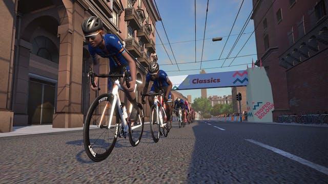 Zwift Classics 2020 - Trofeo Bologna
