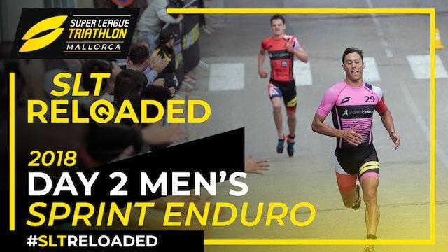Super League Triathlon Mallorca 2018: Day 2 Men's Sprint Enduro
