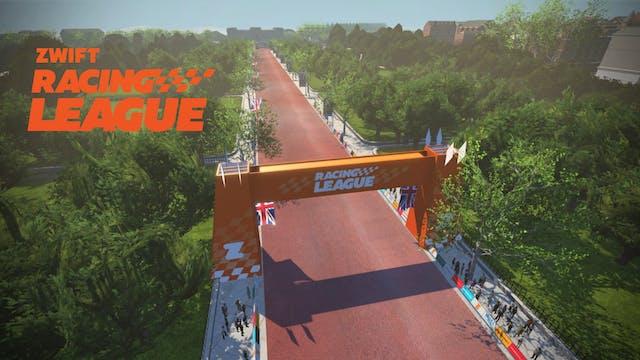 Zwift Racing League // Race 6