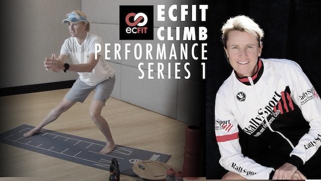 ECFIT Climb Performance Series 1