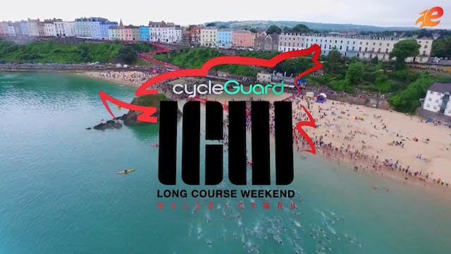 Triathlonguard Long Course Weekend 2016