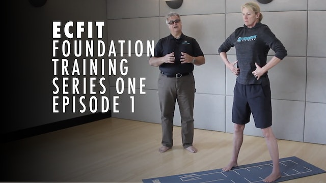 ECFIT - Foundation Training Series 1 - Episode 1