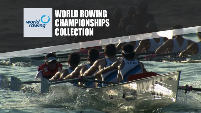 World Rowing Championships Collection