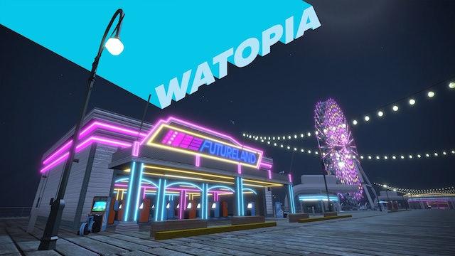Tour De Zwift 2020 - Watopia