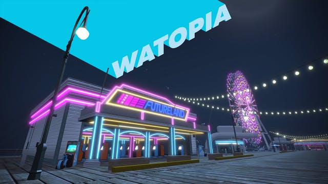 Tour De Zwift 2020 - Watopia