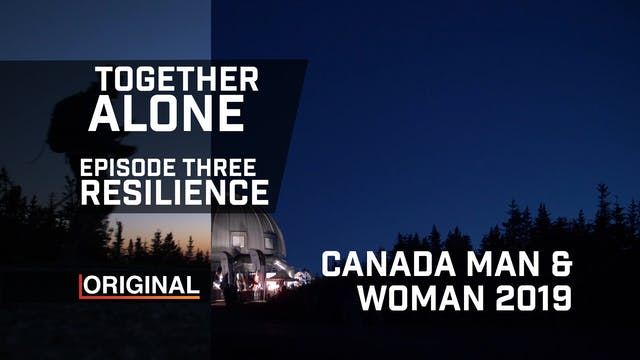 Together Alone Canada Man & Woman 201...
