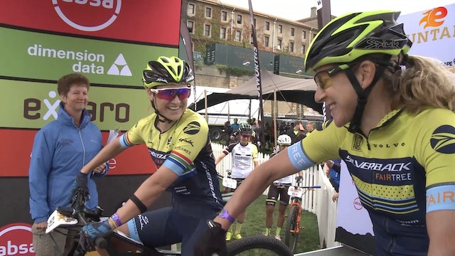 Cape Epic 2019 - Women's Highlights