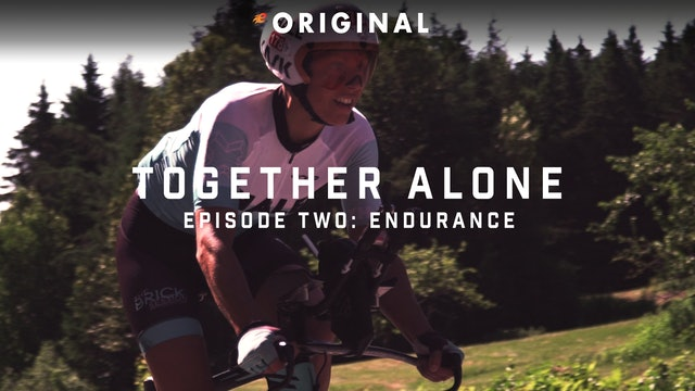 Together Alone Canada Man & Woman 2019 Episode 2 Endurance