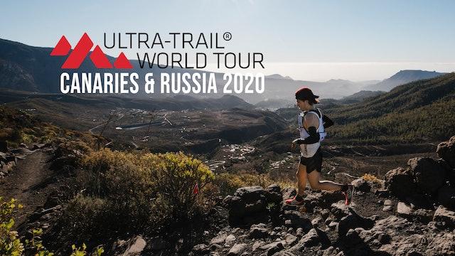 Ultra Trail World Tour Magazine - Transgrancanaria & Golden Ring 2020