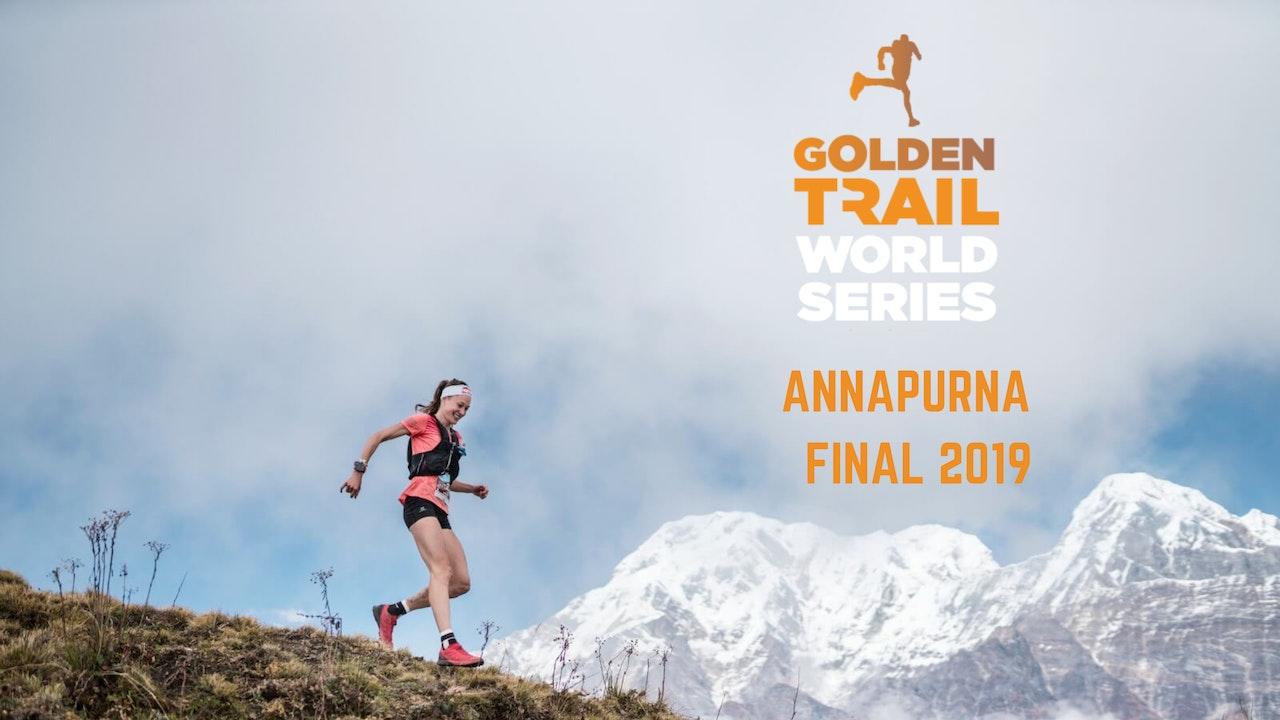 Salomon Golden Trail World Series 2019 - the Final - Annapurna Trail Nepal
