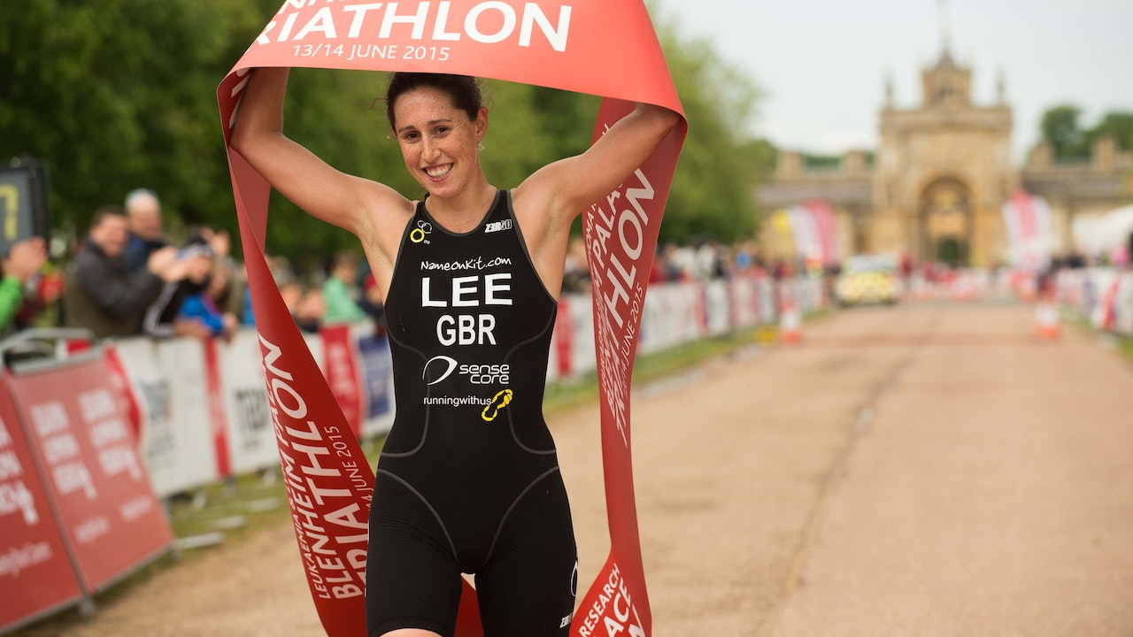 Blenheim Triathlon 2015
