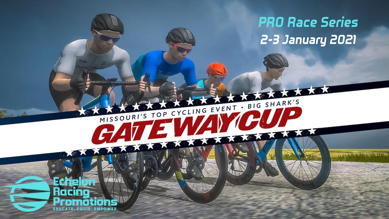 Echelon Racing League - Gateway Cup Pro Series