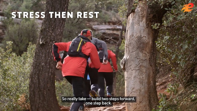 How To Be A Trail Runner : Training