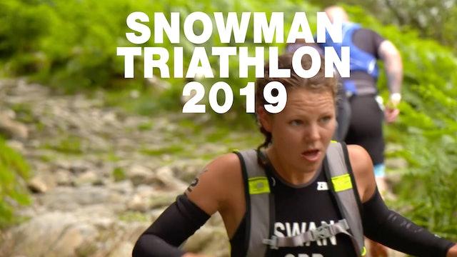 Snowman Triathlon 2019 (Round 4 Welsh Triathlon Super Series)