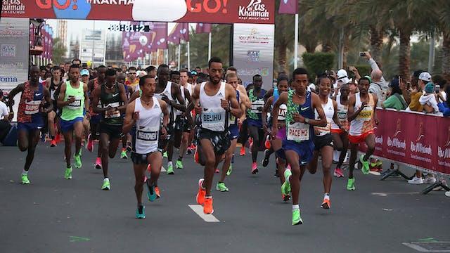 Ras Al Khaimah Half-Marathon 2020 Hig...