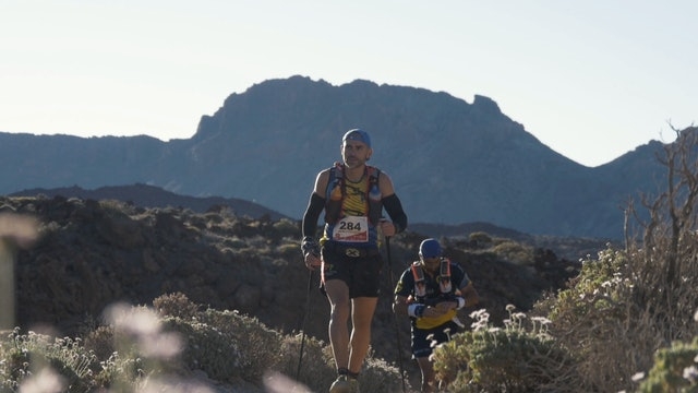 Tenerife Blue Trail 2017