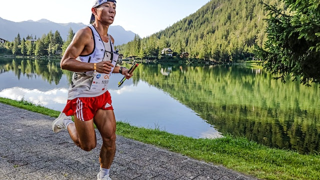 UTMB inside Running and Being 2019