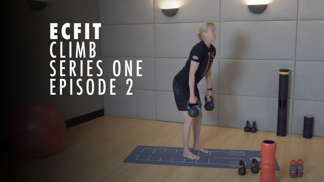 ECFIT - Climb Series 1 - Episode 2