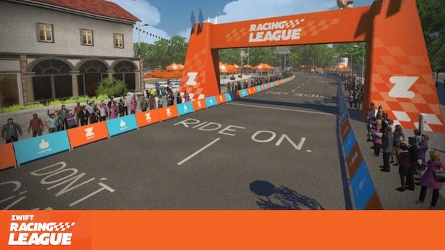 Zwift Racing League // Race 2