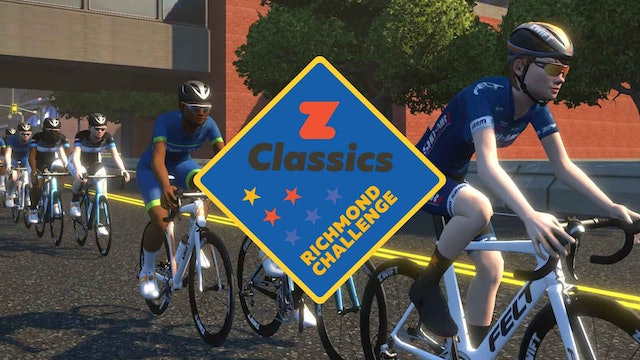 Zwift Classics - Richmond Challenge