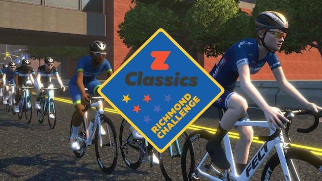 Zwift Classics - Richmond Challenge