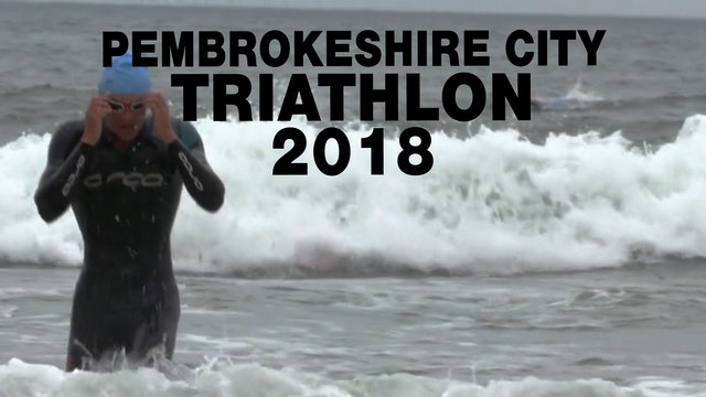 Pembrokeshire Coastal Triathlon (Welsh Super Series) 2018