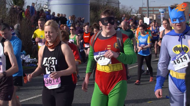 Asics Greater Manchester Marathon 2016