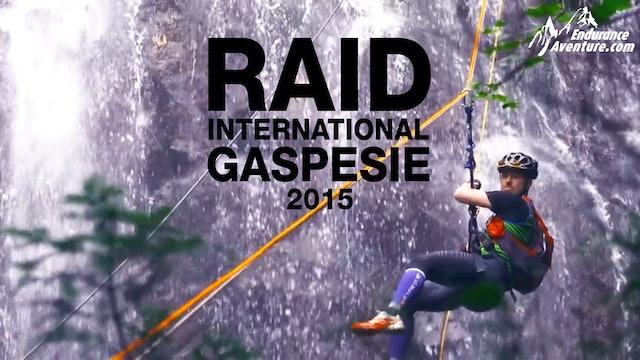 Raid International Gaspesie 2015