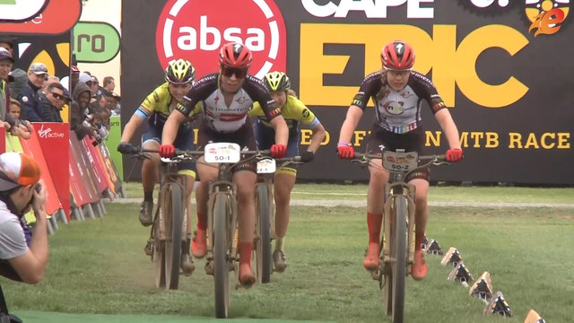 Cape Epic 2019 - Prologue