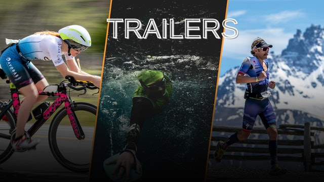 Trailers - endurance sports at a glance