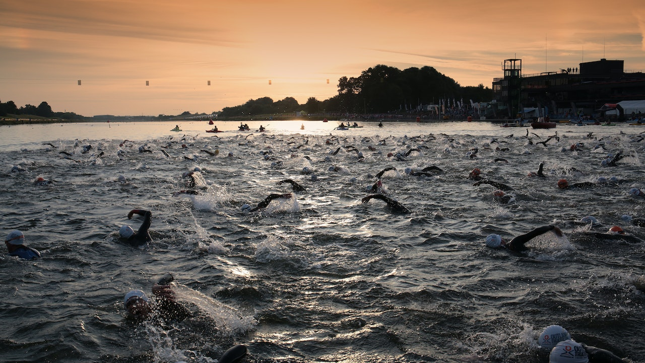 Tuska Sprint Triathlon 2018 (Welsh Super Series)