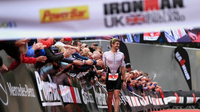 Ironman UK 2015