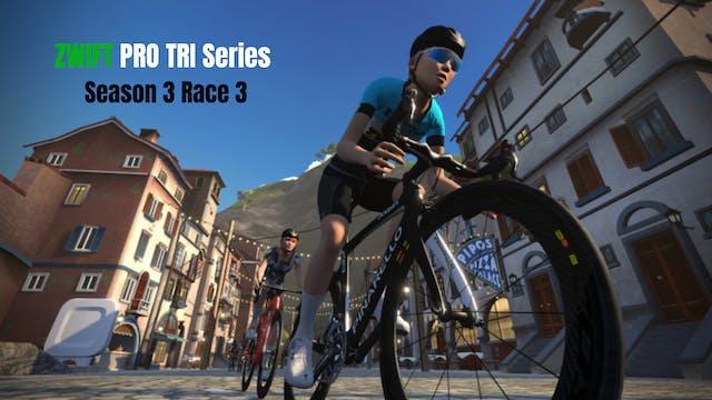 ZPro Tri Season 3 // Race 3