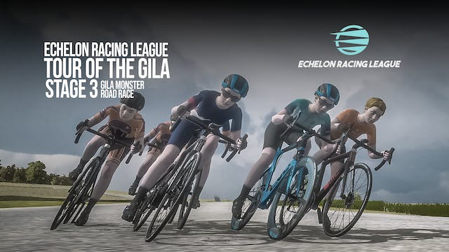 Echelon Racing League - Tour of the G...
