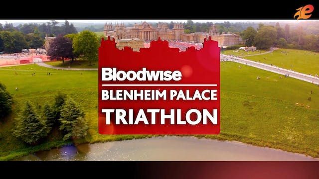 Bloodwise Blenheim Palace Triathlon 2018