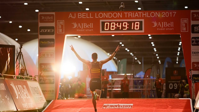 AJ Bell London Triathlon 2017