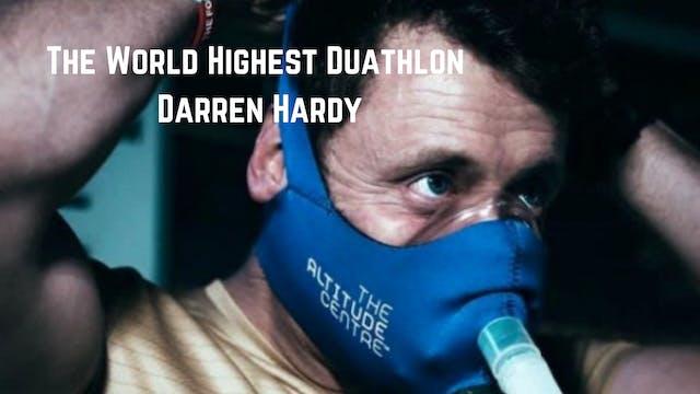 The World Highest Duathlon - Darren H...