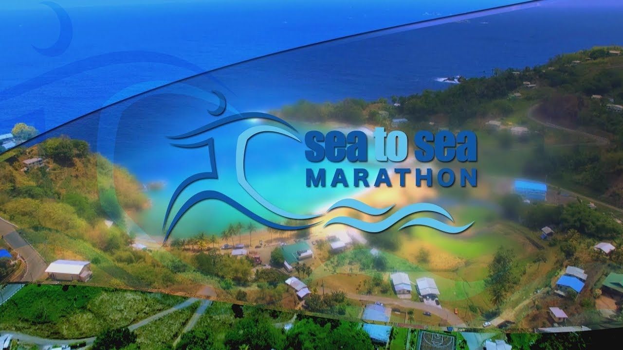 The Tobago International Sea to Sea Marathon 2017