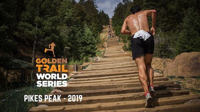 Salomon Golden Trail World Series 2019 – Round 5, Pikes Peak