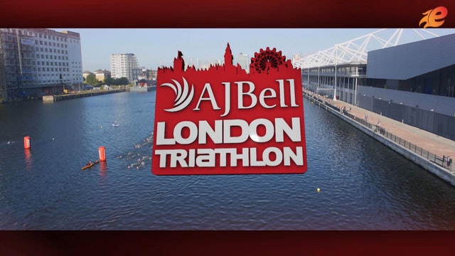 AJ Bell London Triathlon 2017